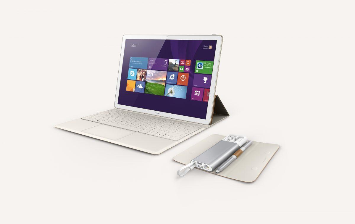 Презентация ноутбука MateBook от Huawei уже назначена