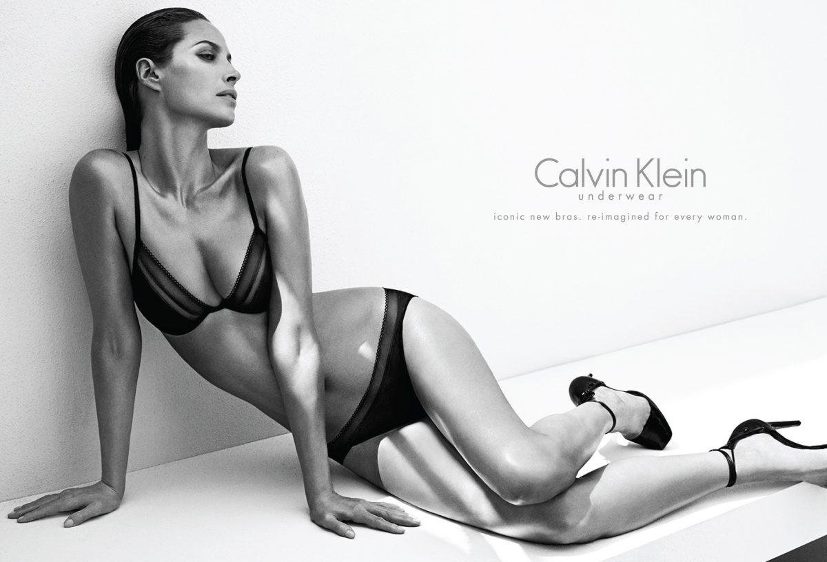 Женские трусы Calvin Klein для настоящих леди